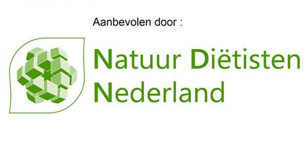 Aanbevolen door Natuur Diëtisten Nederland